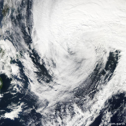 Storm Maliksi 2012