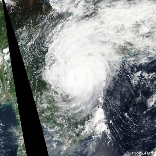 Typhoon Son-Tinh 2012