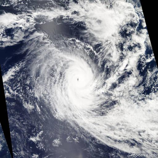 Cyclone Claudia