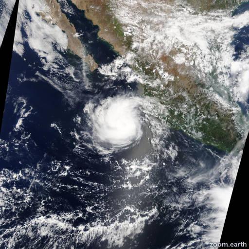 Hurricane Dalila