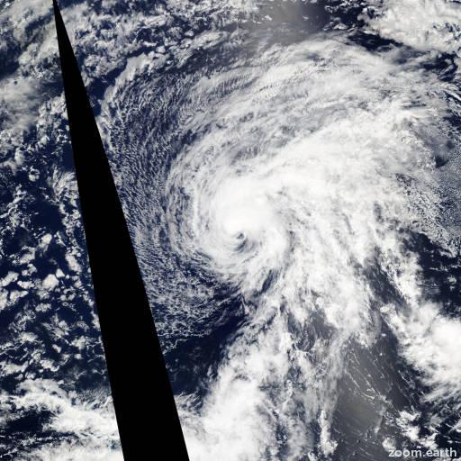 Storm Flossie