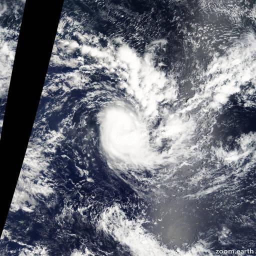 Cyclone Garry 2013