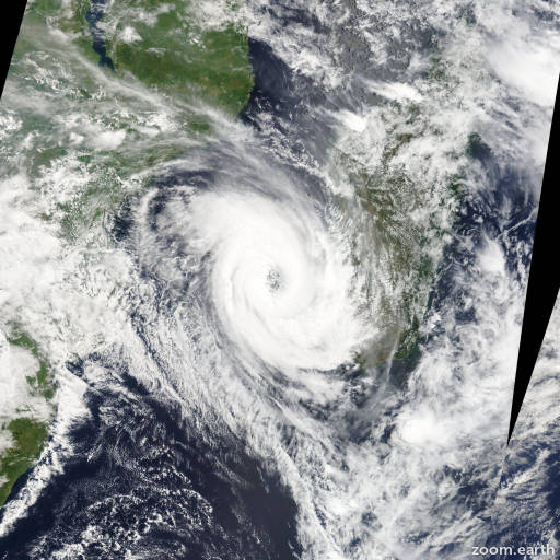 Cyclone Haruna