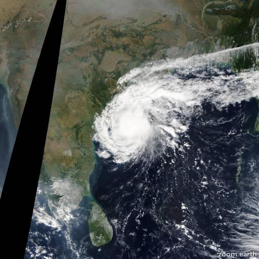 Cyclone Helen 2013