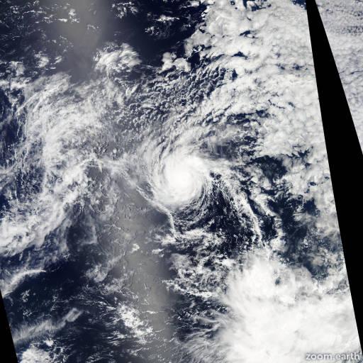 Hurricane Henriette 2013