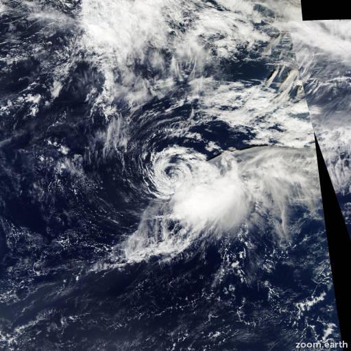 Storm Lorenzo 2013