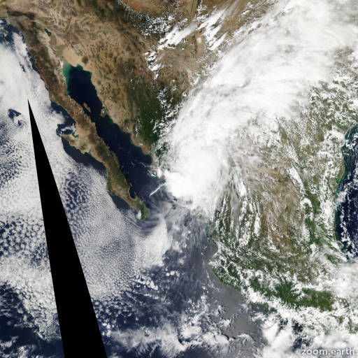 Hurricane Manuel 2013