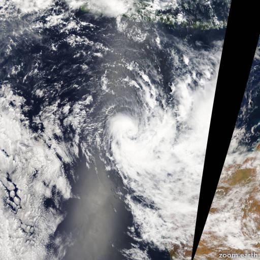 Cyclone Mitchell