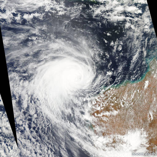 Cyclone Narelle 2013