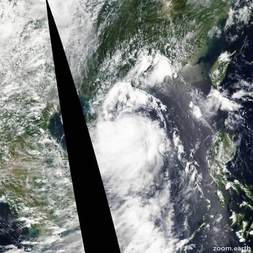 Typhoon Rumbia 2013