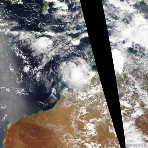 Cyclone Alessia
