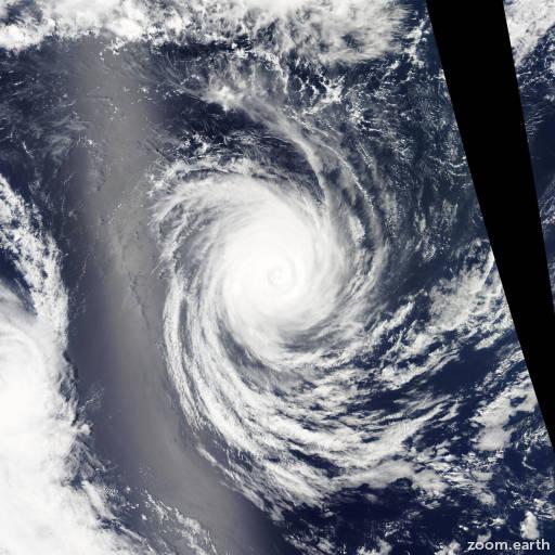 Cyclone Bruce