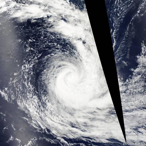 Cyclone Colin 2014