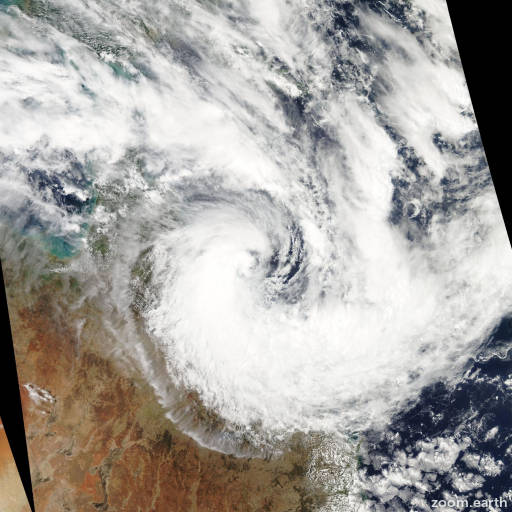 Cyclone Dylan 2014