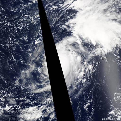 Typhoon Genevieve