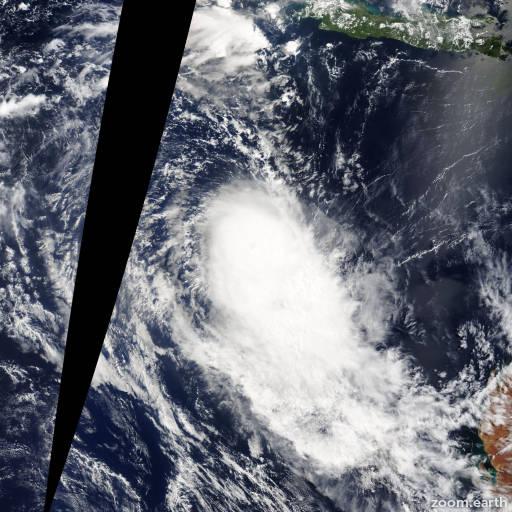 Cyclone Gillian 2014