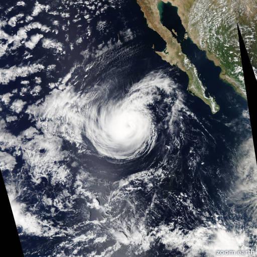 Hurricane Rachel 2014