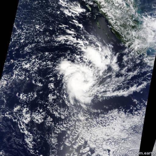 Cyclone Bakung