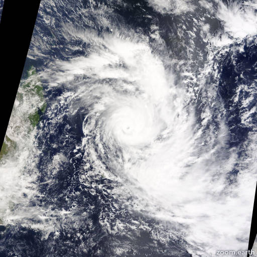 Cyclone Bansi 2015