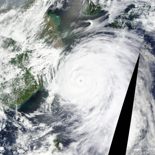 Typhoon Chan-Hom 2015