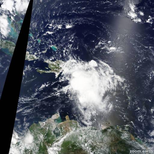 Storm Erika 2015