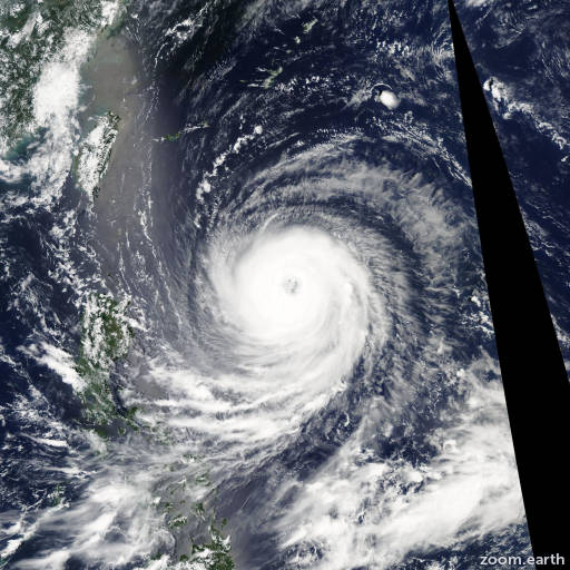 Typhoon Goni 2015