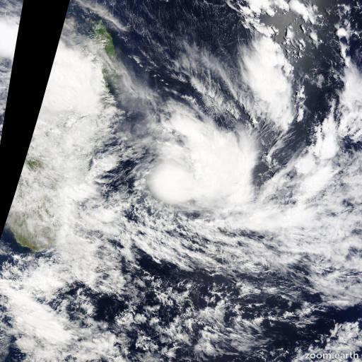 Storm Haliba 2015