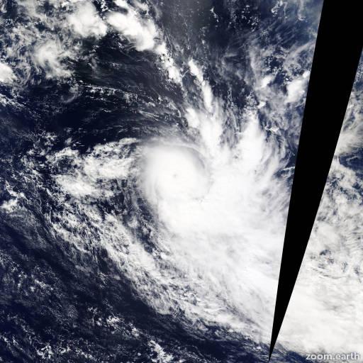 Cyclone Ikola 2015