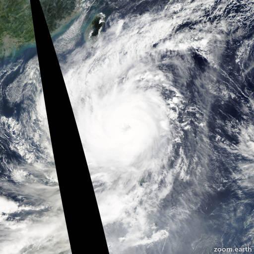 Typhoon Koppu 2015