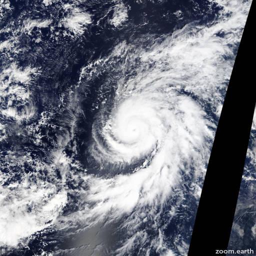 Hurricane Olaf 2015
