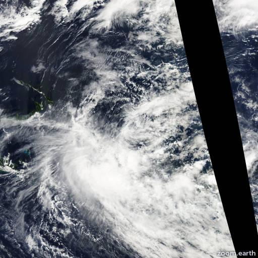 Cyclone Raquel 2015