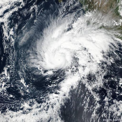 Hurricane Sandra