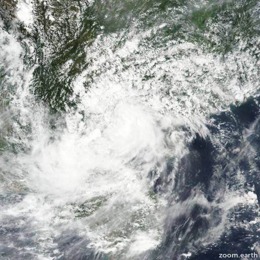 Storm Dianmu 2016