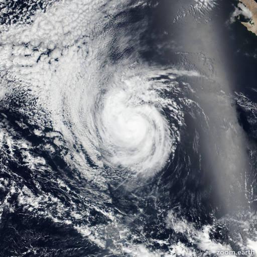 Storm Estelle 2016
