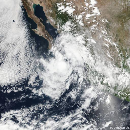 Storm Javier 2016