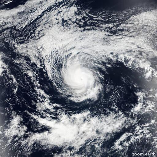 Hurricane Lester 2016