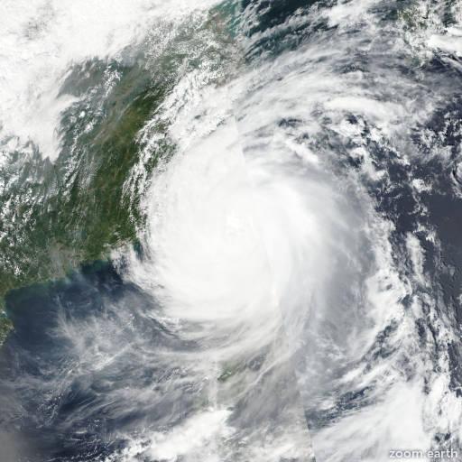 Typhoon Megi 2016