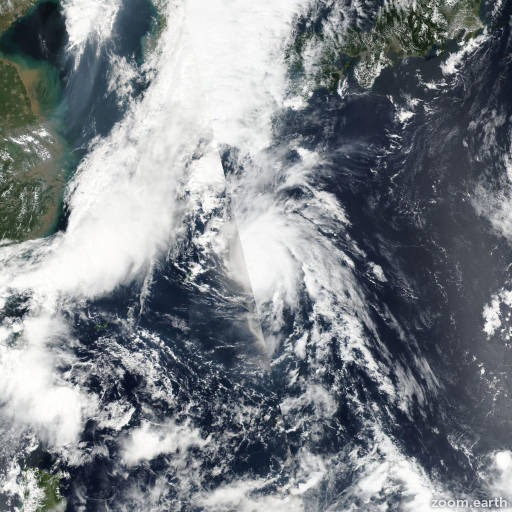 Typhoon Namtheun 2016