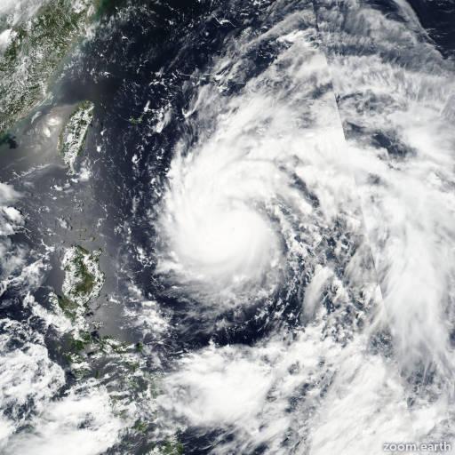 Typhoon Nepartak 2016