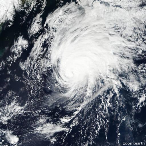 Hurricane Nicole 2016