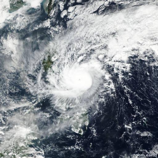 Typhoon Nock-Ten (Nina) 2016