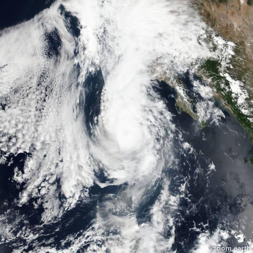 Hurricane Paine