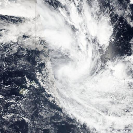 Cyclone Tuni