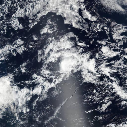 Hurricane Ulika 2016