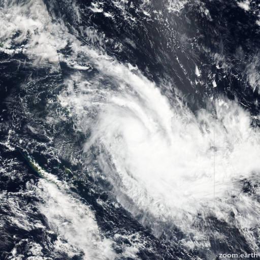 Cyclone Zena 2016