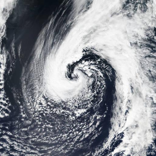Storm Arlene 2017