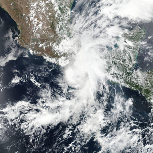 Storm Beatriz