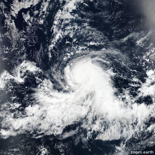 Hurricane Fernanda 2017