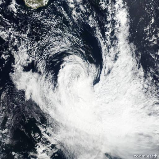 Storm Fernando 2017