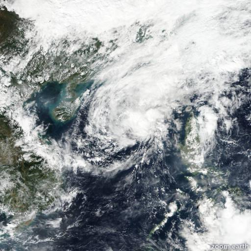 Storm Haikui 2017